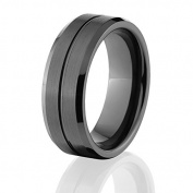 Ceramic Rings, Black Ring, Ceramic Jewellery