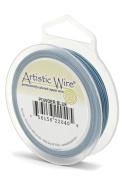 Artistic Wire 20 Gauge Wire, Powder Blue, 15-Yard