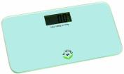 NewlineNY Auto Step-On Mini Travel Bathroom Scale, SBB0722M-NYWH Off White