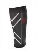 Professional Grade Sports Calf/shin Splint Compression Progressive Support Calf Sleeves - 20-30mmHg, one pair