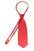Unotux 23 Colour Satin Zipper Necktie Boys Formal Suits Tuxedos from Baby to Teen (L: