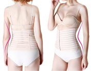 Breathable Postpartum Postnatal Support Girdle Belly Binder 75-110 cm