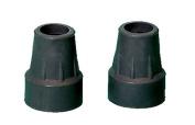Essential Medical Supply T10034bl Cane Tips, Black, 1.9cm