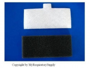 12 Respironics Remstar Pro/Plus UF+ 2 FOAM filters