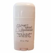 Organic Island Deodorant - Natural Deodorant Stick with Probiotics