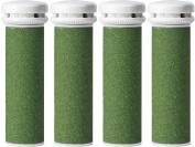 Emjoi Micro-Pedi Compatible Refill Rollers (Xtreme Coarse) - Pack of 4