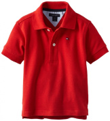 Tommy Hilfiger Baby-Boys Infant Basic Ivy Pique Polo