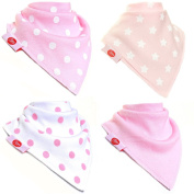 Zippy Fun Bandana Bibs for Babies and Toddlers