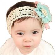 Domire 1.Piece.Baby.Girls Hair.Decor.Hairband.Headband Size 21