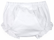 I.C. Collections White Double Seat Panty