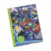 Endangered Animals Deluxe Journal
