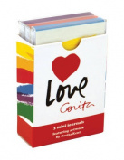 Corita Kent Love Mini Journal Set