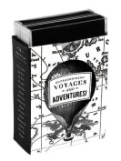 Alice Scott Vintage Prints Extraordinary Voyages Mini Journal Set