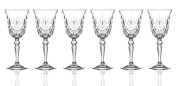 RCR Crystal Melodia Collection Water Glass Set