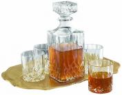 Style Setter Denmark 6-Piece Whiskey Glass