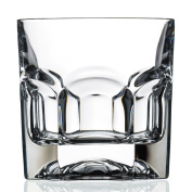 Lorren Home Trends Provenza Collection Double Old Fashion Drinking Glass by RCR Italy
