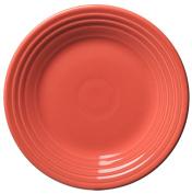 Fiesta 23cm Luncheon Plate, Flamingo