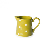 Maxwell and Williams Sprinkle Creamer, Yellow