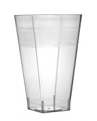 Fineline Settings Wavetrends Clear Square 300ml Tumbler 168 Pieces