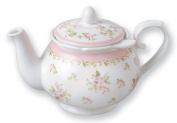 Ashdene Annie 6-Cup Bone China Teapot With infuser in Gift Box