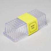 Acrylic Plastic Butter Dish