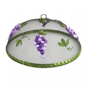 Woodard & Charles Round Grapes Food Domes, 36cm