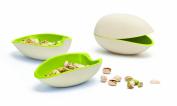 Ototo Pistachio Nuts and Seeds Serving Melamine Bowl Set