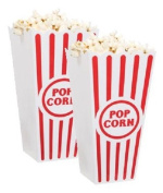 Plastic Popcorn Containers (4)