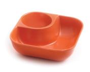 Outset Little Dipper Bowl, Tangerine