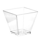 Mini Square 50ml Tasting/Sample Glasses 40 Per Pack