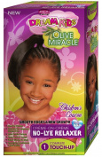 African Pride Dream Kids Super No-Lye Relaxer Kit