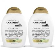 OGX Nourishing Coconut Milk Shampoo & Conditioner