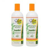 "Silicon Mix Bambu Shampoo 470ml ""Pack of 5.1cm"