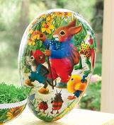 Big-as-a-Basket Easter Egg