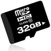 32GB Micro SD SDHC TF Memory Card Class 10 w/ SD Adapter For SmartPhones Tablet!