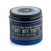 Anchors Hair Company Teddy Boy Matte Water Based Dry Matte Wax 80ml