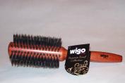 Wigo Medium Round Wooden Brush
