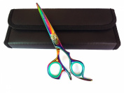 Professional Hairdressing Scissors Hair Cutting Shears Barber Salon Styling Scissors Set 15cm Japanese Steel with Case Razor Edged