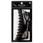 Black Hair Clip Claw 14 Cm 01