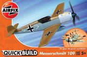 Airfix Quick Build Messerschmitt 109 Desert Model Kit