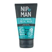 Nip+Man Scrubbing Facial Wash, 150ml/5.1oz