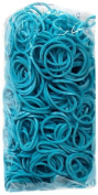 Toy / Play Twistz Bandz Latex Free Rubber Band Refill + C-clips - Turquoise, rainbow, loom, rubber, bands Game / Kid / Child