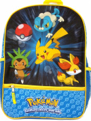 Pokemon Pikachu Large Backpack 41cm New