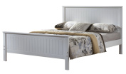ACME 30020F Bungalow Bed, Full, White
