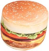 WOWWR Wow! Works 646927 Hamburger Bean Bag Chair, Mid Size