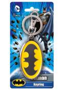DC Comics Batman Logo Coloured Key Ring