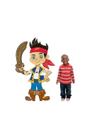 Jack And The Neverland Pirates 190cm Airwalker Balloon