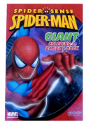 Spider-Man Giant Colouring & Activity Book