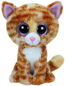 TY Beanie Boos Tabitha The Cat One Size Brown multi