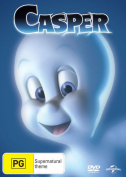 Casper DVD  [Region 4]
